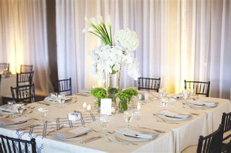 modern wedding centerpieces ideas modern orchid centerpiece elizabeth designs the wedding