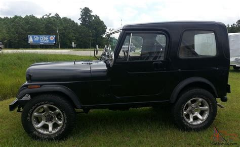 jeep hardtop 1984 jeep cj7 hardtop 4 2l 6 cylinder not cj5 or