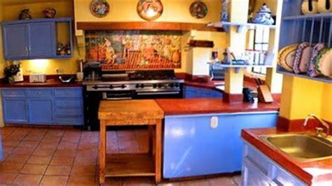 mexican kitchen design decorar cocinas al estilo mexicano cocina y muebles