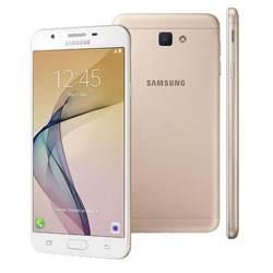 Samsung J7 Prime Smartphone Samsung Galaxy J7 Prime Duos Dourado 32gb