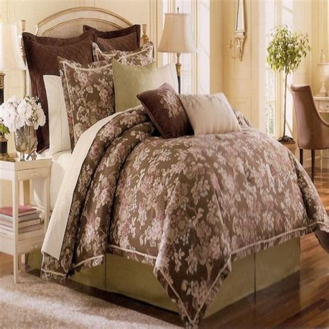 oversize king comforter gwendolyn mulberry oversize king 8 piece comforter bed in