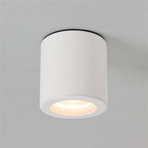 bathroom lights led downlights kos ip65 surface mounted led downlight in white incl a