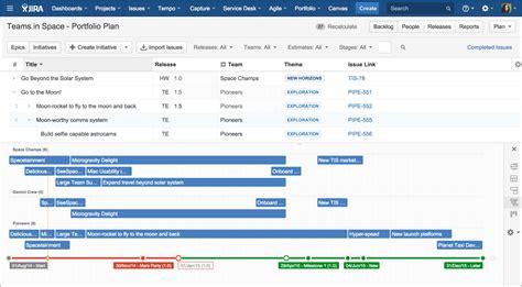 jira themes epic jira portfolio track work across multiple projects