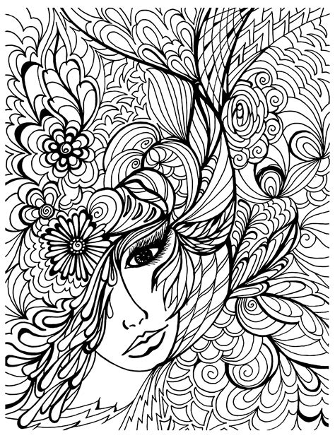 Relaxing Coloring Pages For by Relaxing Coloring Pages Coloringsuite