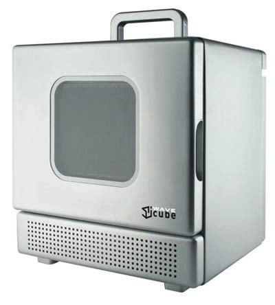 Iwave Personal Microwave It Or It iwave cube portable microwave tuvie