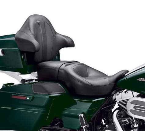 best harley touring seat for riders harley hammock rider and passenger touring seat with heat