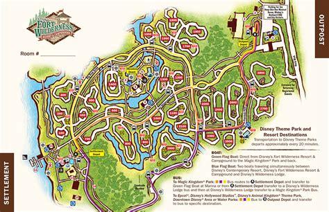 subaru cing trailer disney cground map