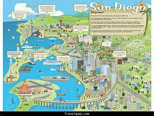 Map San Diego by 25 Best Ideas About San Diego Tourist Attractions On