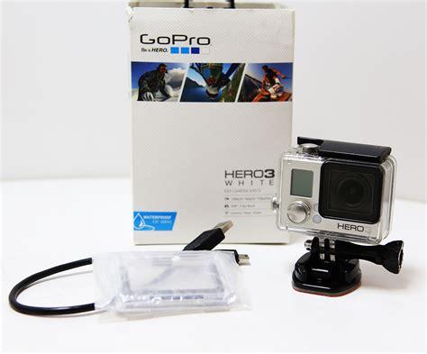Kamera Gopro 3 White outdoorov 225 kamera gopro 3 white zastav 225 rna a bazar zl 237 n u radnice