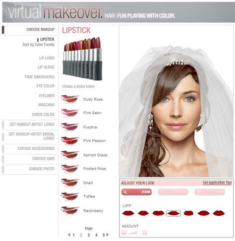 virtual hairstyler free 45 best mary kay bridal images on pinterest diy wedding
