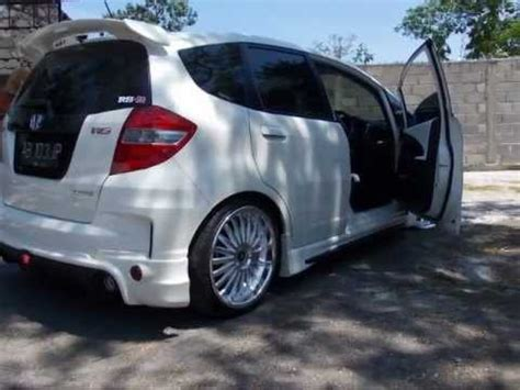 2011 mugen fit jazz rs youtube jazz fit ge8 rs with mugen aerokit youtube