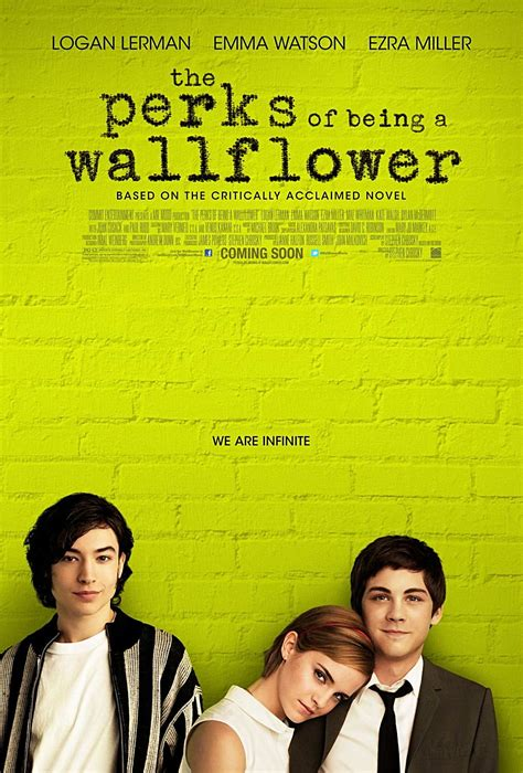the perks of being oh how spiffing the perks of being a wallflower review