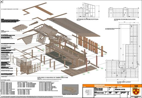Free Architectural House Plans martin mcclean architectural technology portfolio home