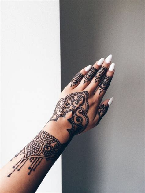 henna tattoo on tumblr luxurygoldgodess