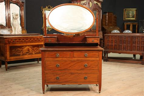 old style dresser with mirror toilet dresser inlaid furniture chest of drawers mirror