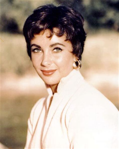 elizabeth taylor short hair styles which hairstyle looked better on liz taylor poll results