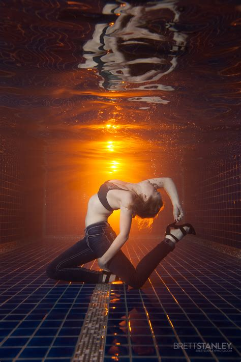 auckland  zealand underwater glamour photoshoot brett stanley  underwater photographer