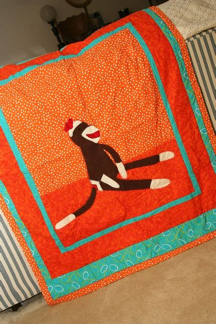 quilted sock pattern 17 best images about diy quilts boys on scottie dogs sock monkeys and patterns