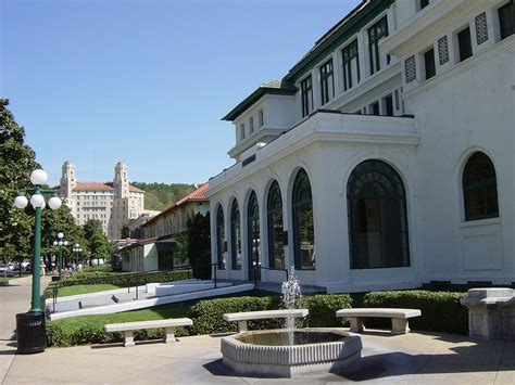 Hot Springs Bath Houses America S Best Lifechangers