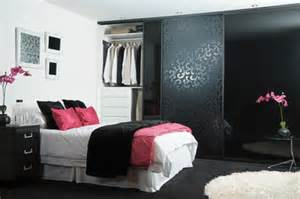 Pink And Black Rooms by Black Pink Room Image 337487 On Favim