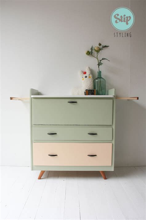 commode retro vintage commode 091704 stip styling