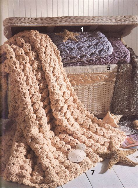 crochet pattern quick afghan quick easy shell afghans crochet patterns book afghans