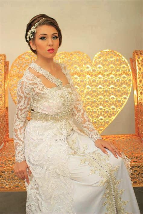 la robe marocaine pour les f 234 tes de mariage caftan moderne