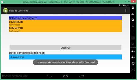 android studio tutorial en pdf proyecto ejemplo con android studio academia android