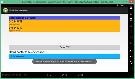 android studio tutorial pdf proyecto ejemplo con android studio academia android