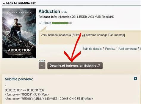 alamat untuk download film bioskop indonesia belajar blog cara download film dengan subtitle bahasa