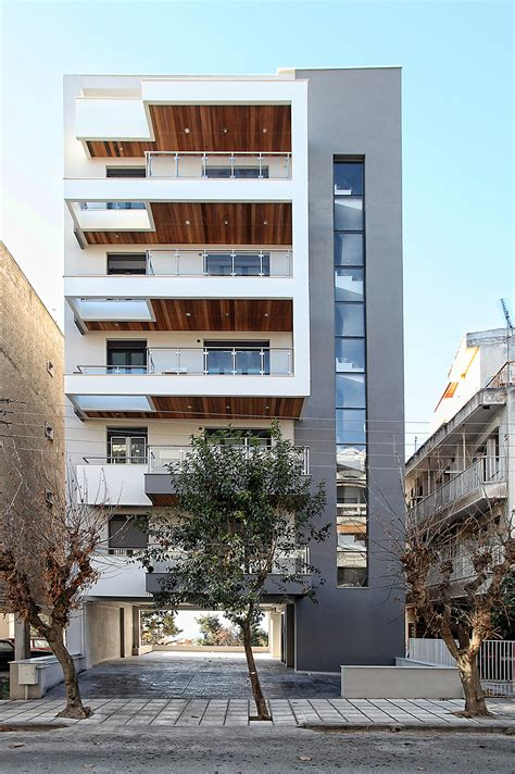 appartment com apartment block t square architects