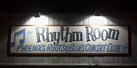 the rhythm room 7 places to see live in arizona