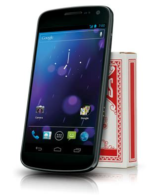 sprint galaxy nexus specs android central