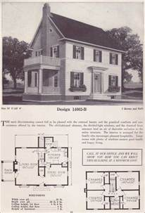 Colonial Home Plans And Floor Plans 1925 Colonial Revival Classic Home Two Story 1925