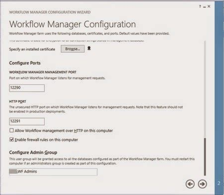 configure workflow manager in sharepoint 2013 sharepoint tricks install and configure workflow for