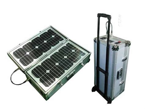 portable solar lighting system china 40w pv suitcase portable solar home lighting system