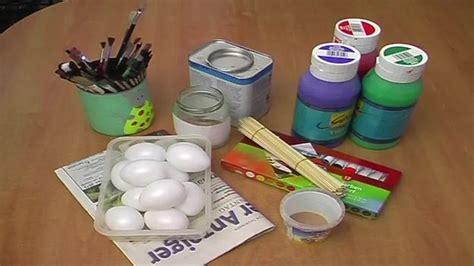 Plastikeier Bemalen Mit Kindern by Plastikeier Bemalen