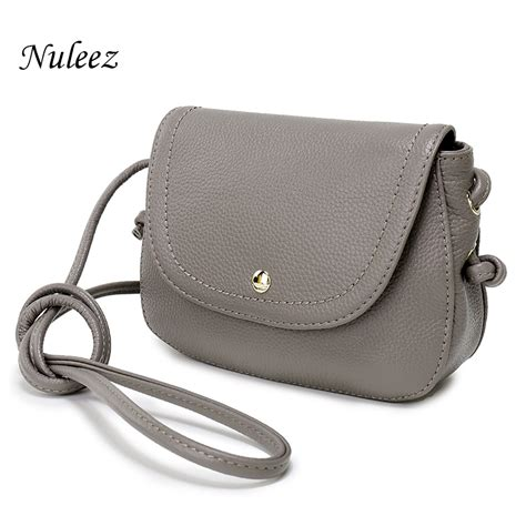 slingbag grey list biru aliexpress buy nuleez genuine leather saddle bag