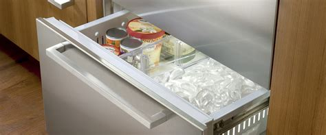 Integrated Refrigerator Drawers by Integrated Refrigerator Freezer Drawers