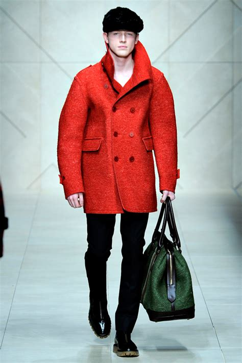 7 Best Pea Coats For Fall by Burberry Prorsum 2011 Fall Collection Hypebeast