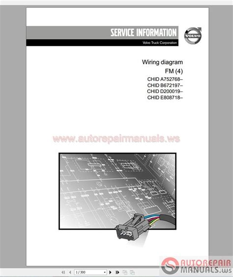 volvo truck fm wiring diagram auto repair manual forum heavy equipment forums