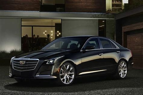 2015 Cadillac Cts Sedan Review 2015 Cadillac Cts New Car Review Autotrader