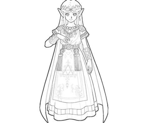 princess zelda coloring page princess zelda sword jozztweet