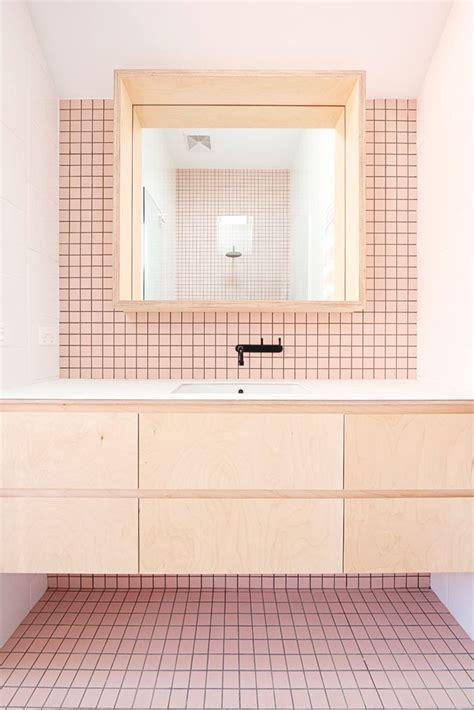 Pink Tile Bathroom Best 25 Pink Bathroom Tiles Ideas On Pinterest
