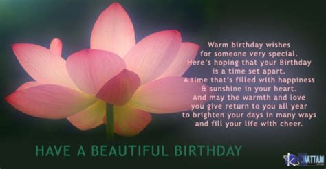 Quotes For A Birthday Birthday Wishes With Quotes Page 9