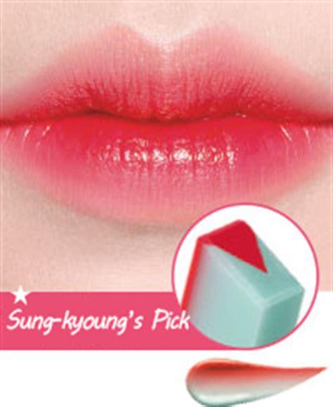 Laneige Two Tone Tint Lip Bar 3 Tint Mint 1 makeup two tone tint lip bar laneige int