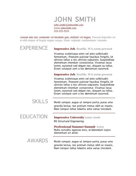 cv format hd images 7 free resume templates template microsoft word and