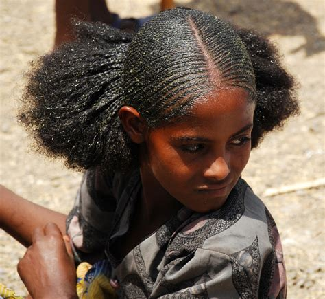 ethiopian hairdressing different design trip down memory lane amhara people ethiopia s most