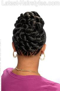 goddess braids hairstyles updos the braided goddess rear view this style features a