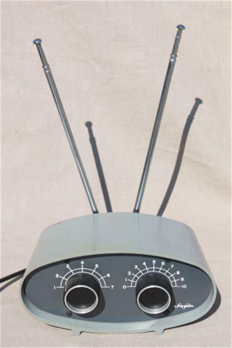 ham radio hy gain swl tunable dipole antenna vintage shortwave radio antenna